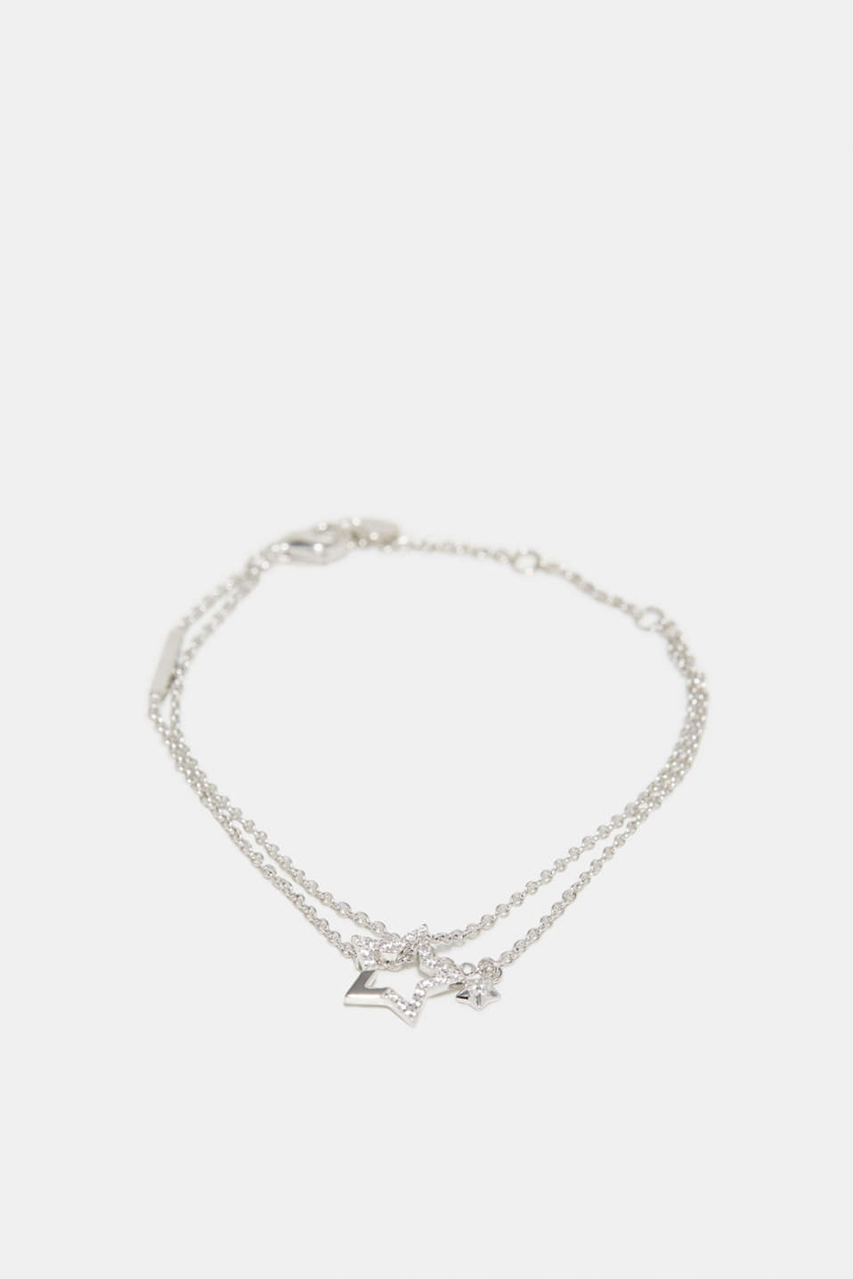 Esprit - Bracelet with star, made of silver