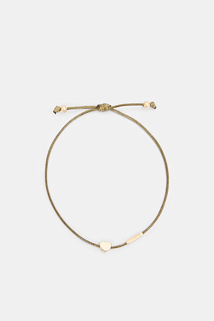 Bracelet à pendentif en argent sterling