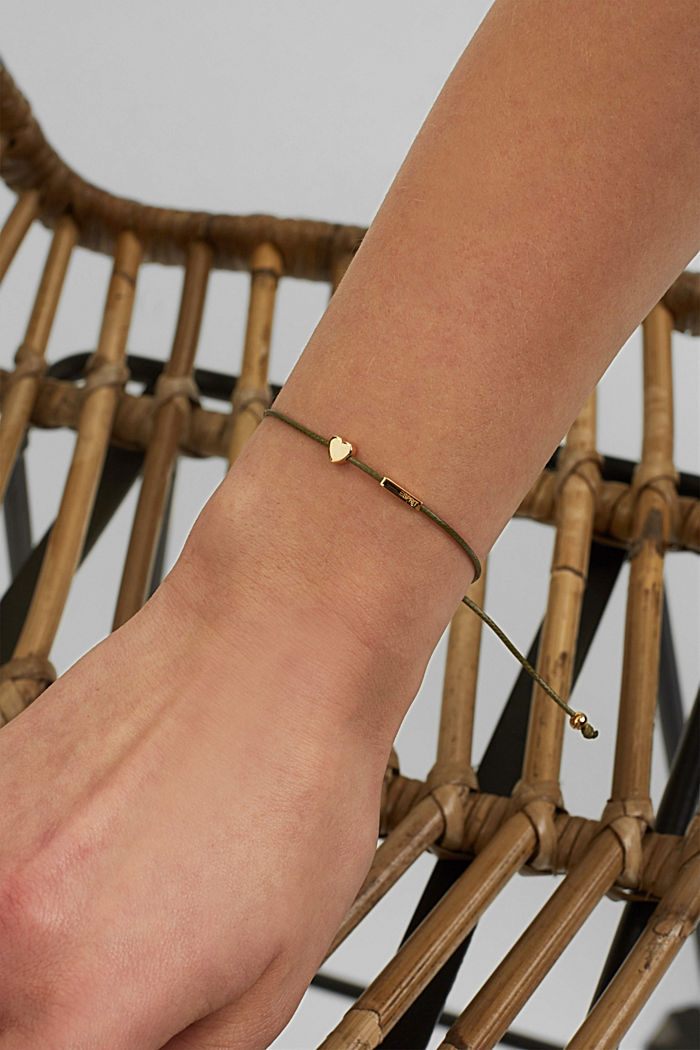 Armband mit Anhänger aus Sterling Silber