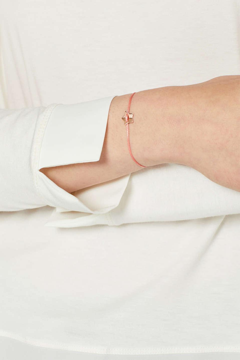 Bracelets silver, ROSE, detail image number 2