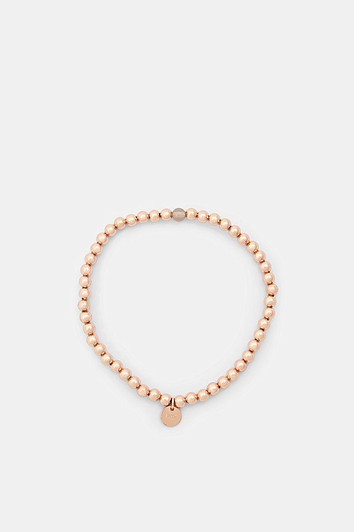 Bracelets Brass, ROSEGOLD, detail image number 0