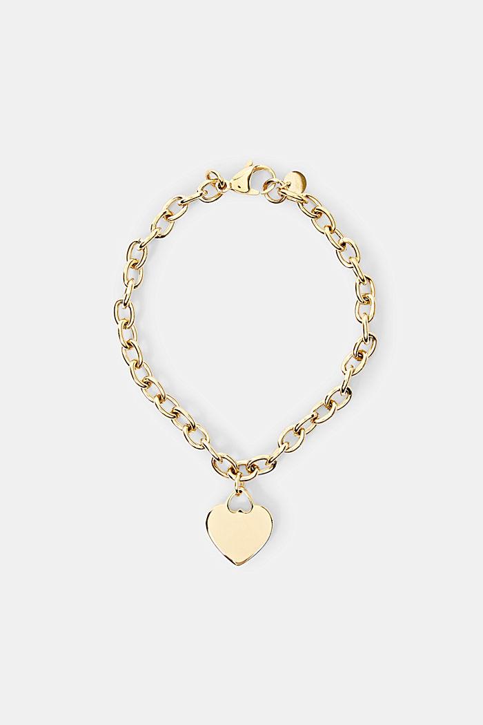 Bracelets steel, GOLD, detail image number 0