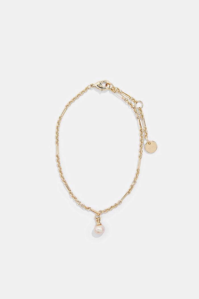 Bracelet à breloques à perles