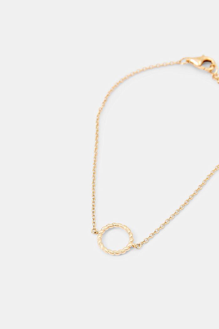 Bracelets silver, GOLD, detail image number 1