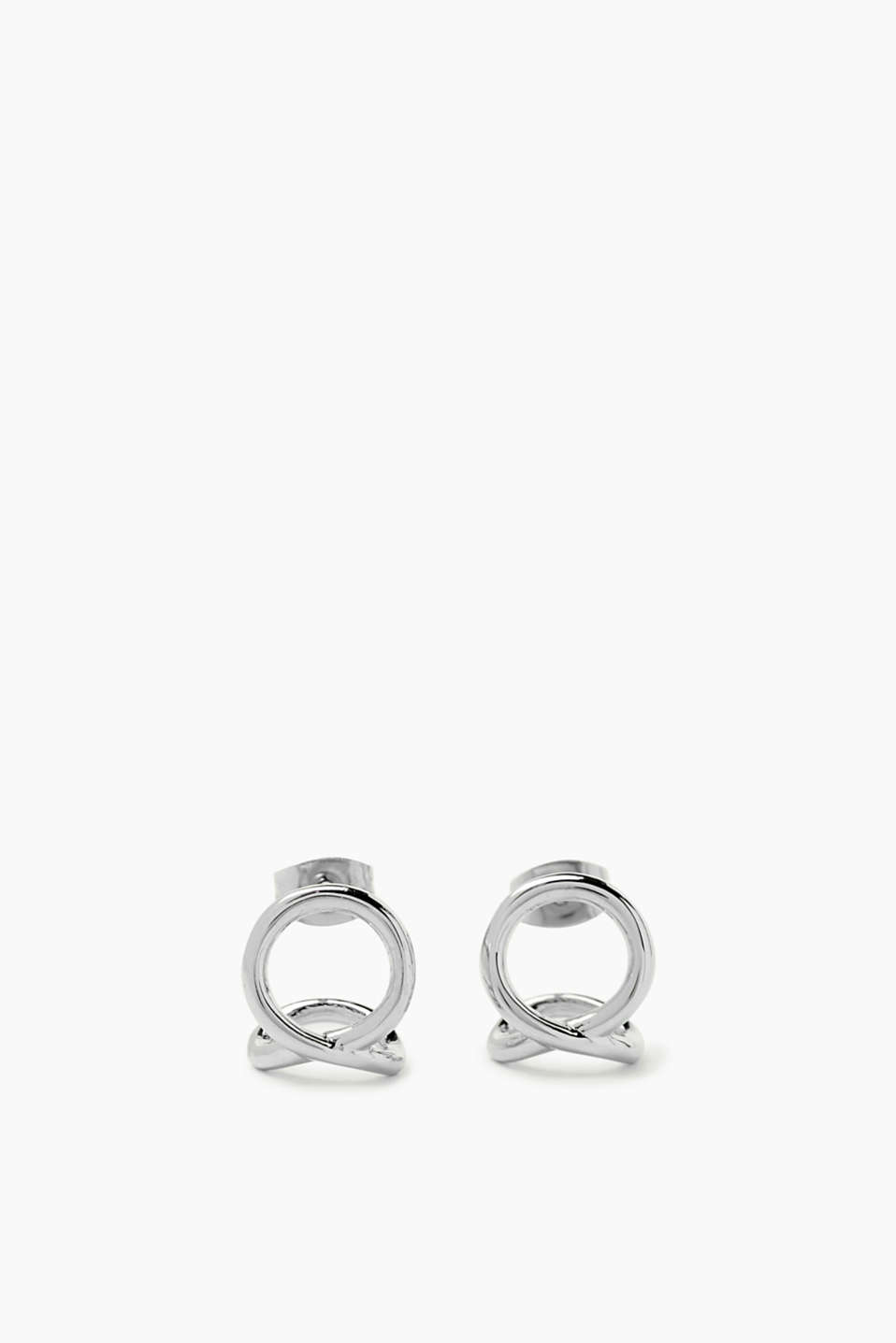 Esprit - High-quality stainless-steel stud earrings