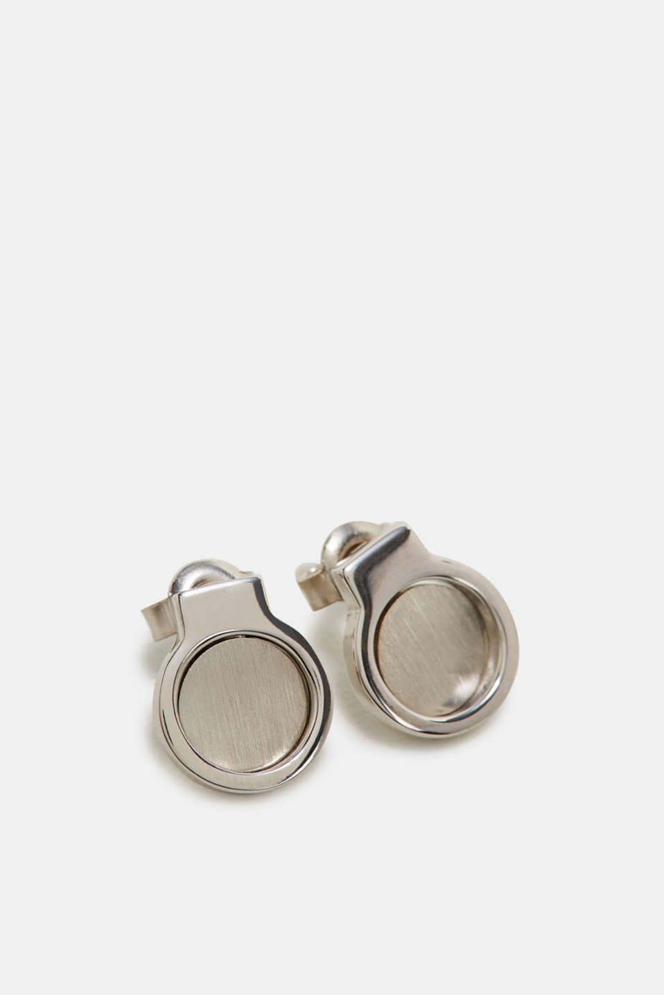 Esprit - Sterling silver stud earrings