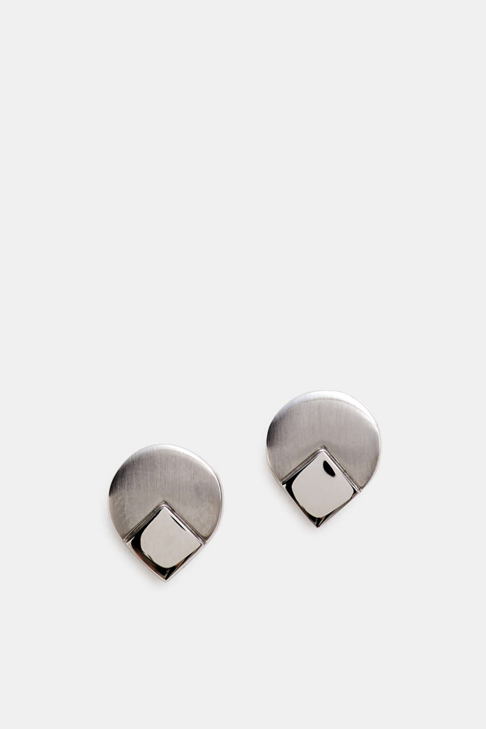 Esprit - Teardrop stud earrings made of stainless steel