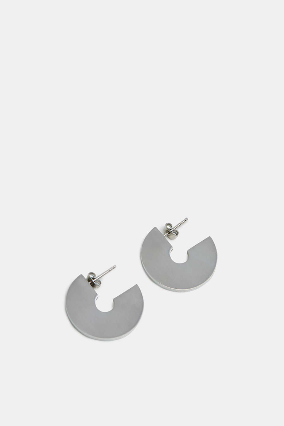 Esprit - Stainless steel earrings