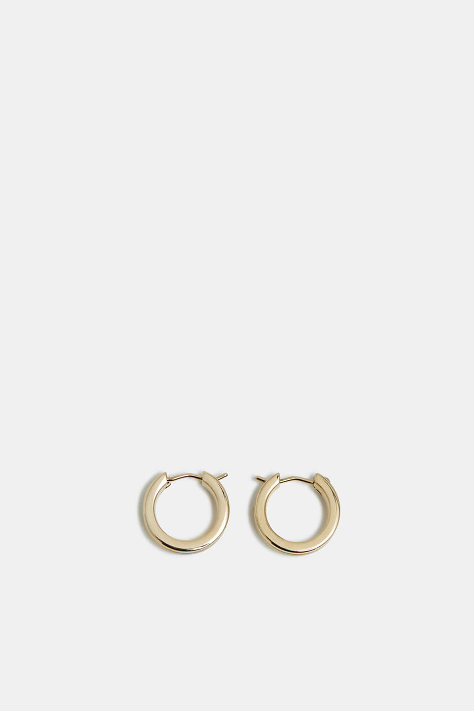 Stainless steel earrings, GOLD, detail image number 0