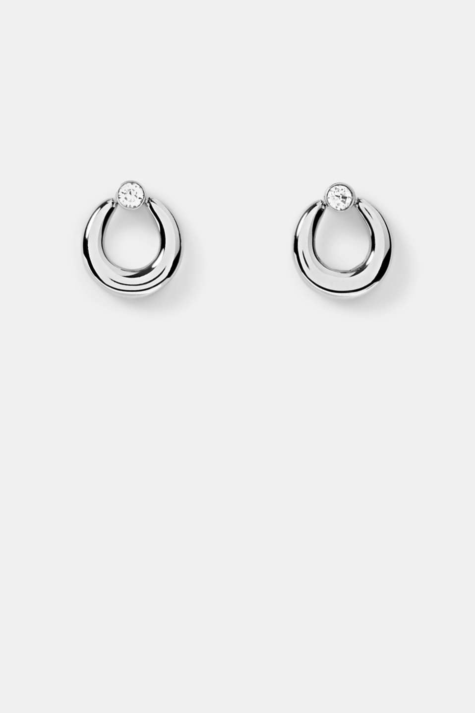 Esprit - fashion steel earrings
