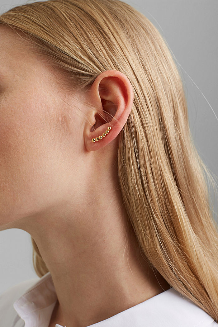 Earclimber aus Sterling Silber