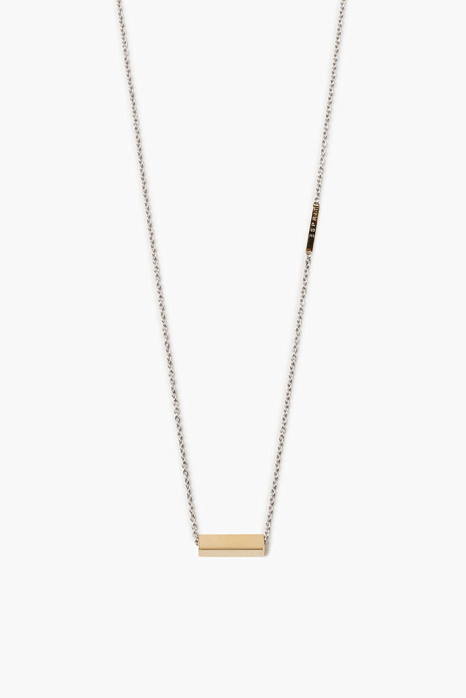 Esprit - Fine stainless steel necklace with pendant
