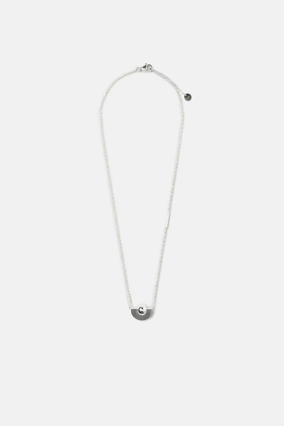 Esprit - Necklace with a pendant, in stainless steel