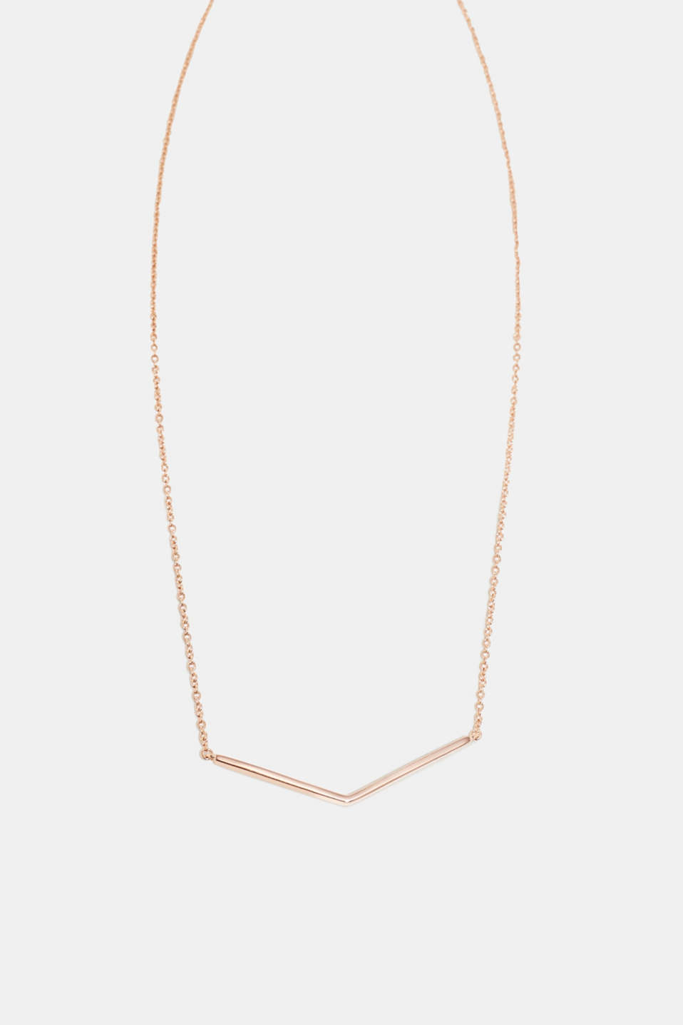 Esprit - Sterling silver necklace with a pendant