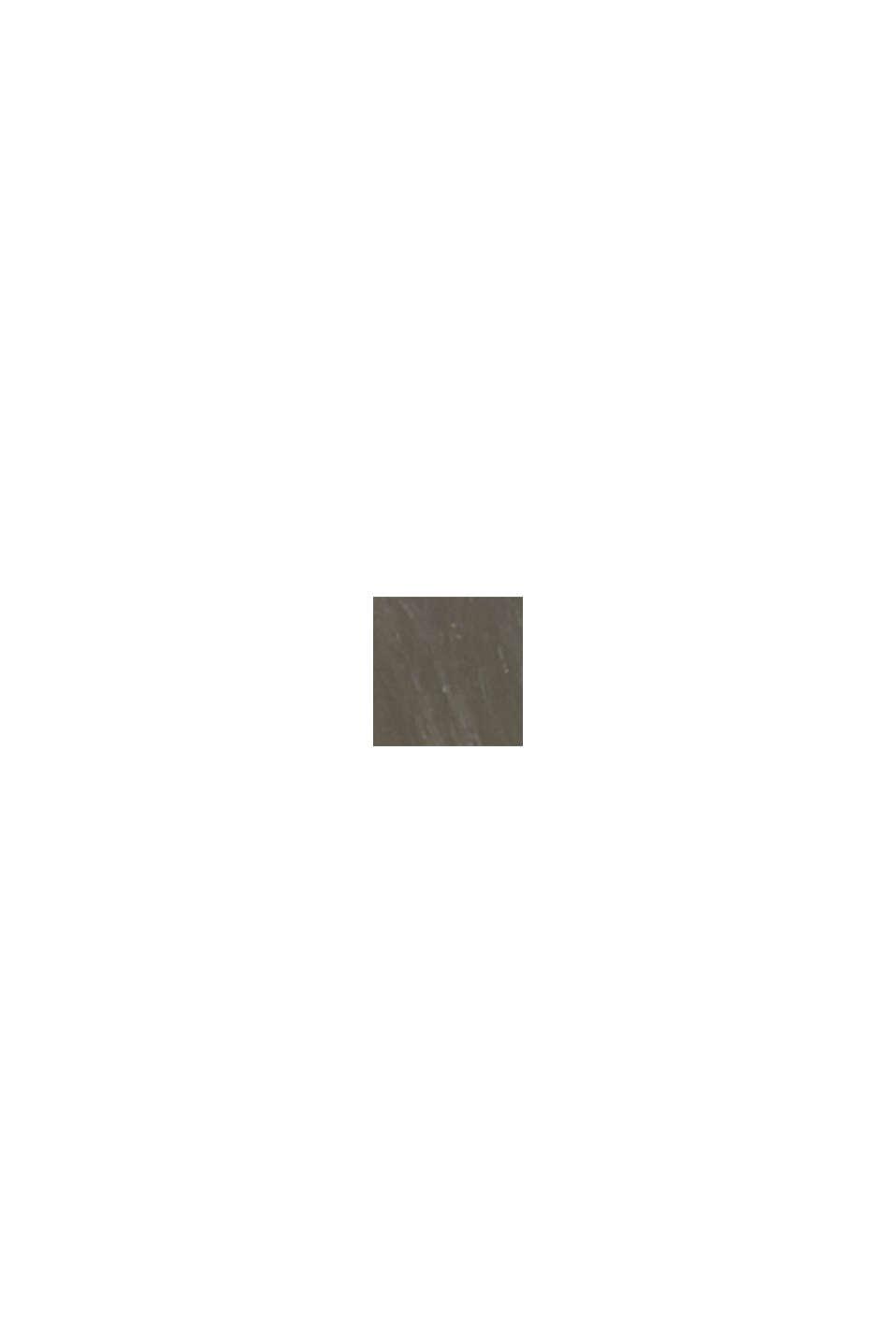 Kæde i rustfrit stål med kulørt zirkoniabesætning, SILVER, swatch