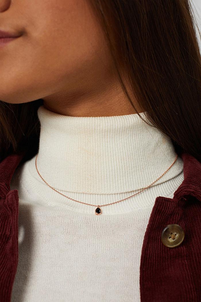 Necklaces silver