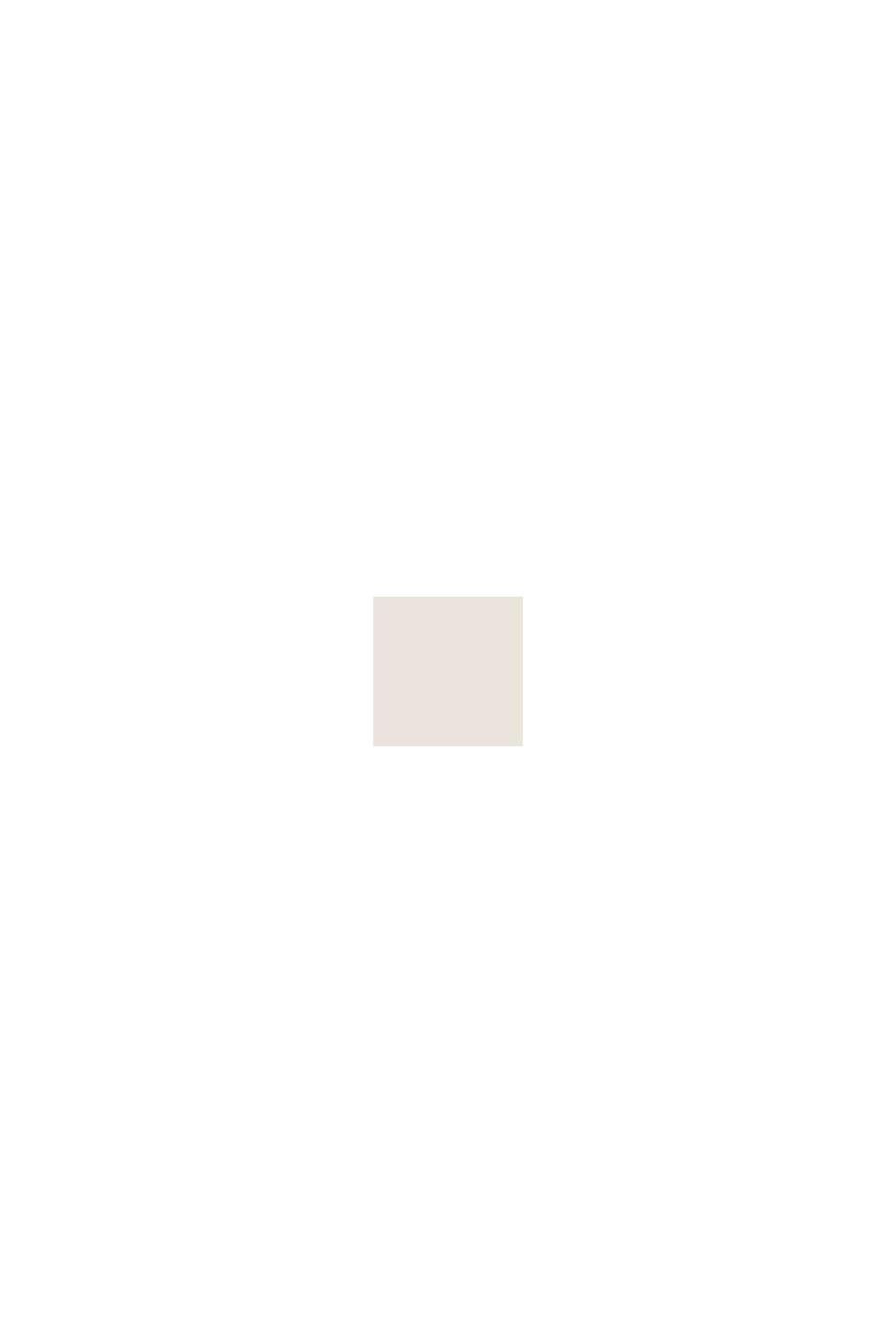 Halskæde af sterlingsølv med zirkoniasten, SILVER, swatch
