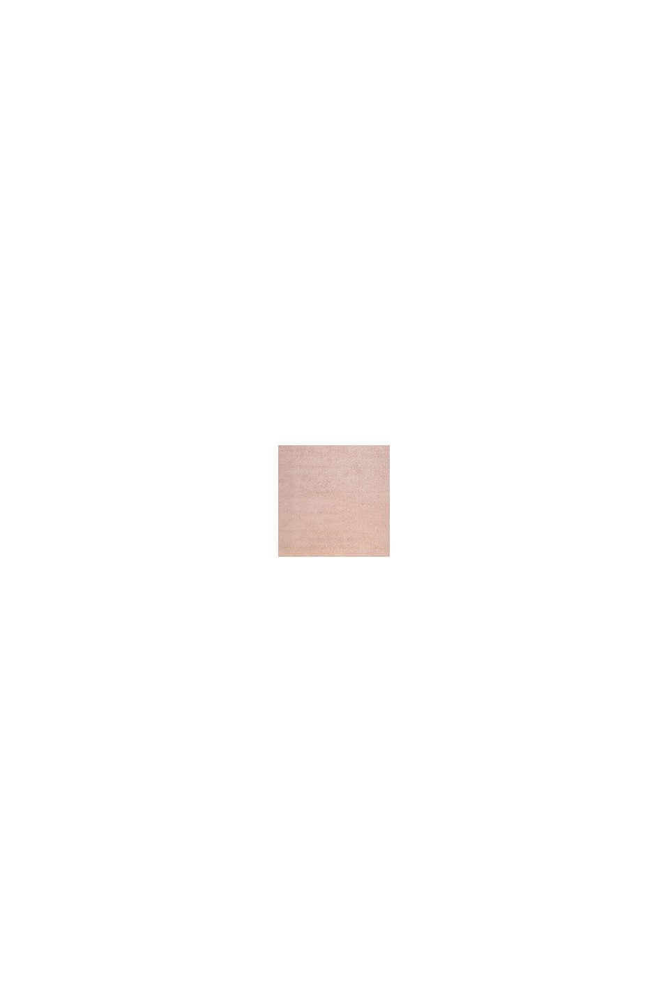 Kurzflor-Teppich in modernen uni Farben, PINK, swatch