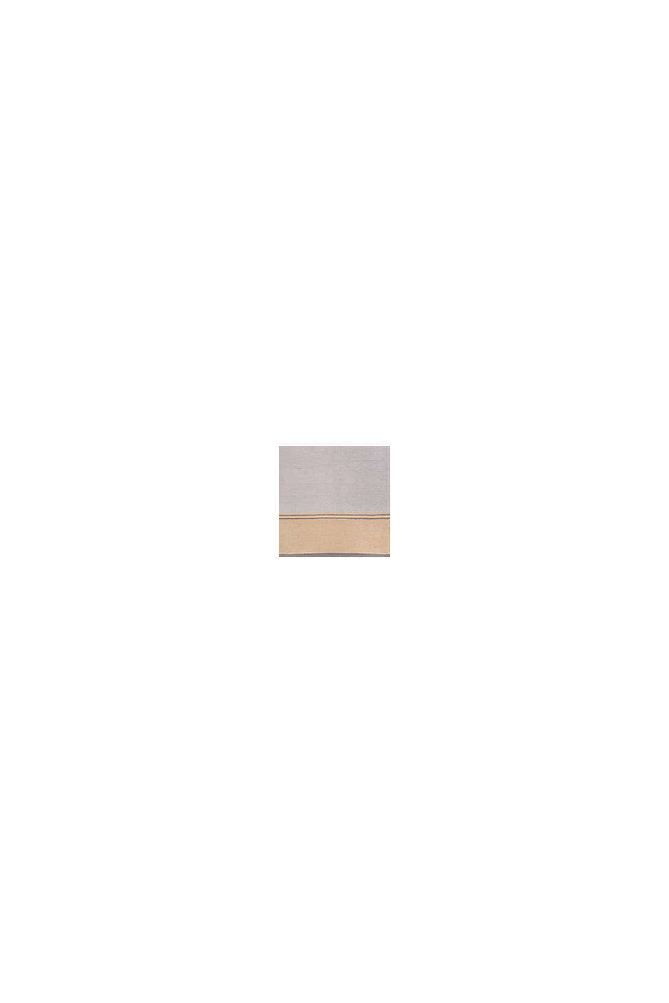Kurzflor-Teppich mit upgecycelter Baumwolle, PEACH, swatch
