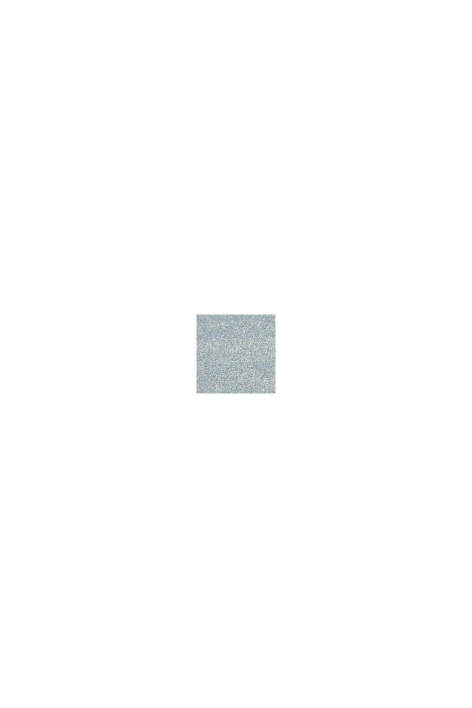Kurzflor-Kinderteppich mit Weltraum-Muster, GREY BLUE, swatch