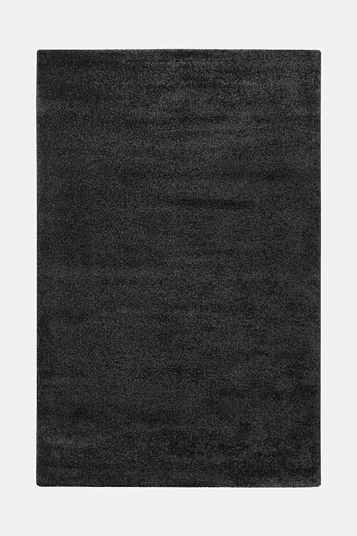 Web-Teppich, einfarbig und weich, ANTHRACITE, detail image number 6