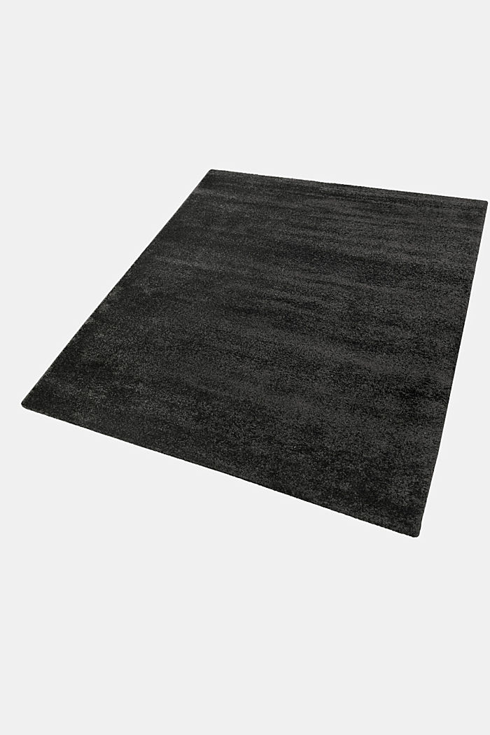 Web-Teppich, einfarbig und weich, ANTHRACITE, detail image number 5