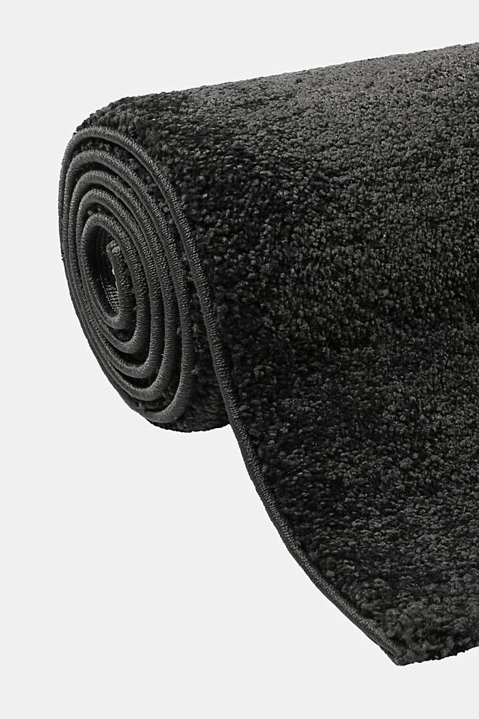 Web-Teppich, einfarbig und weich, ANTHRACITE, detail image number 3