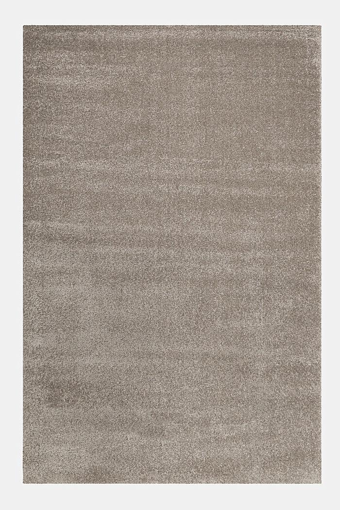 Web-Teppich, einfarbig und weich, GREY, detail image number 0