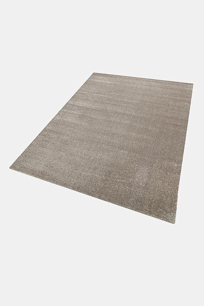 Web-Teppich, einfarbig und weich, GREY, detail image number 4