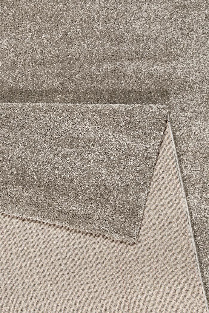 Web-Teppich, einfarbig und weich, GREY, detail image number 2