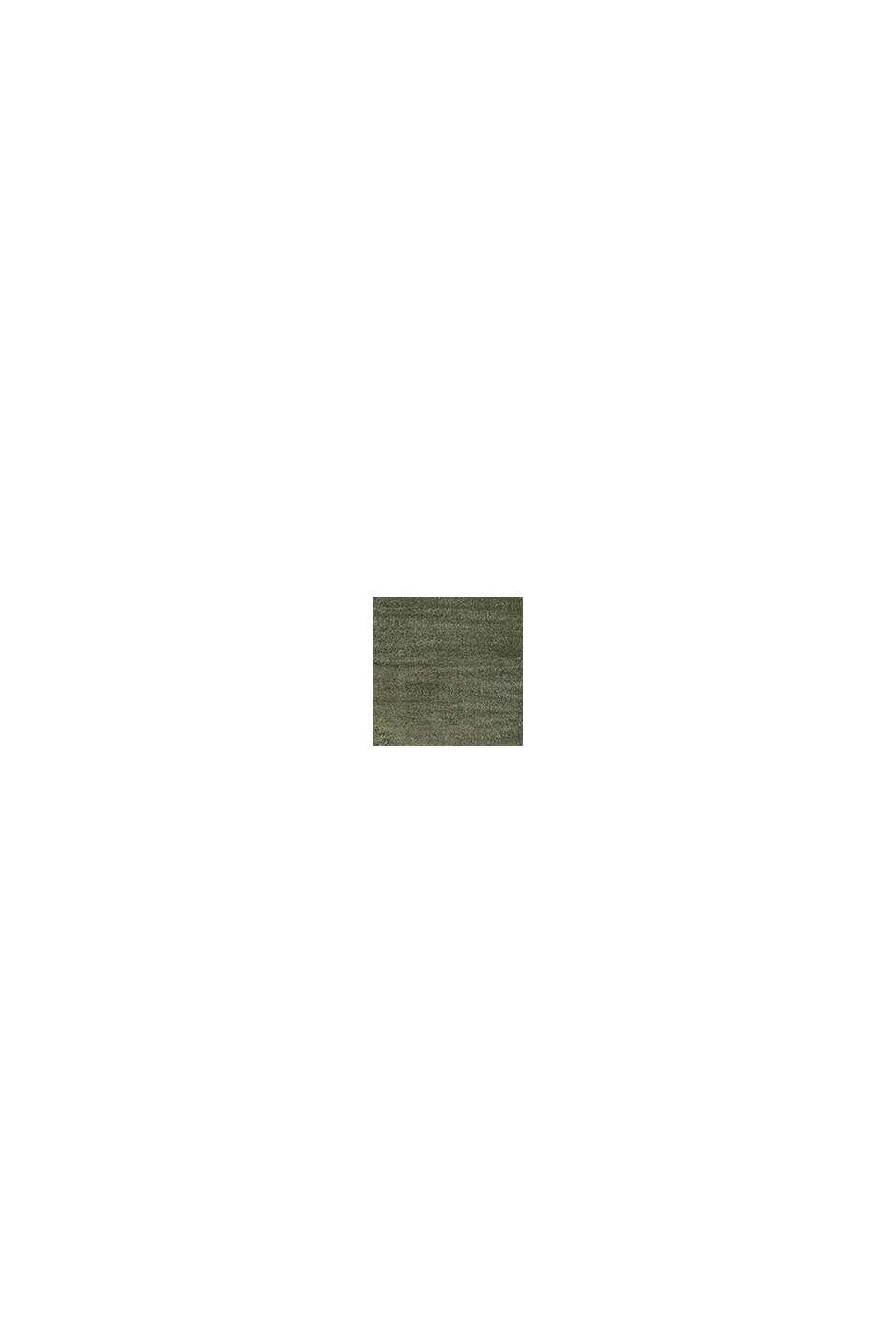Web-Teppich, einfarbig und weich, DARK GREEN, swatch