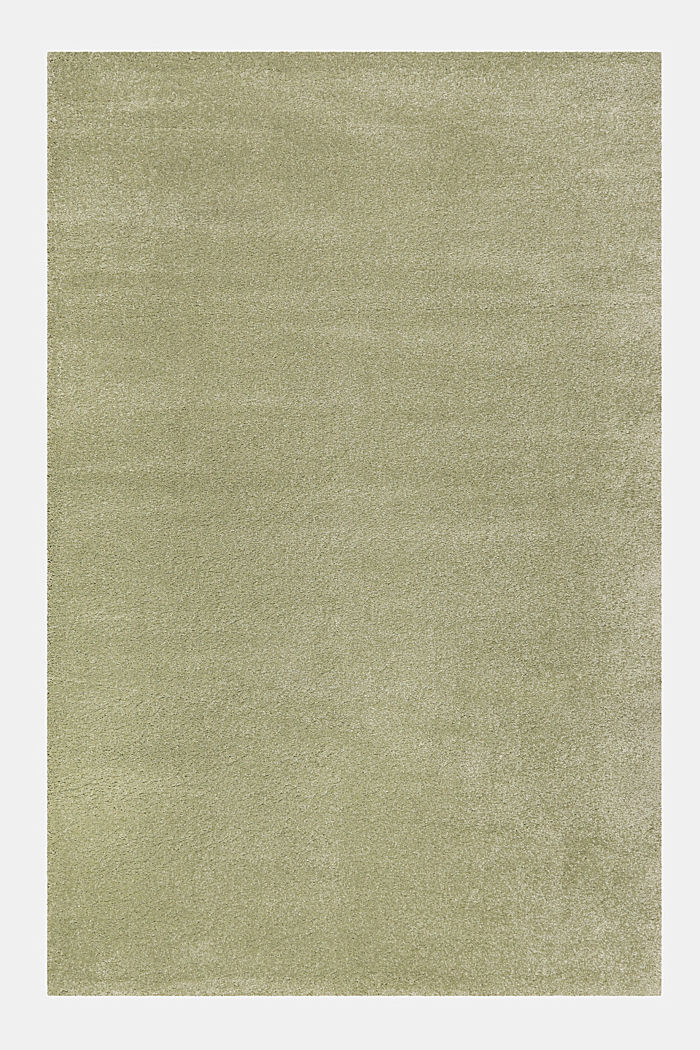 Web-Teppich, einfarbig und weich, GREEN, detail image number 0