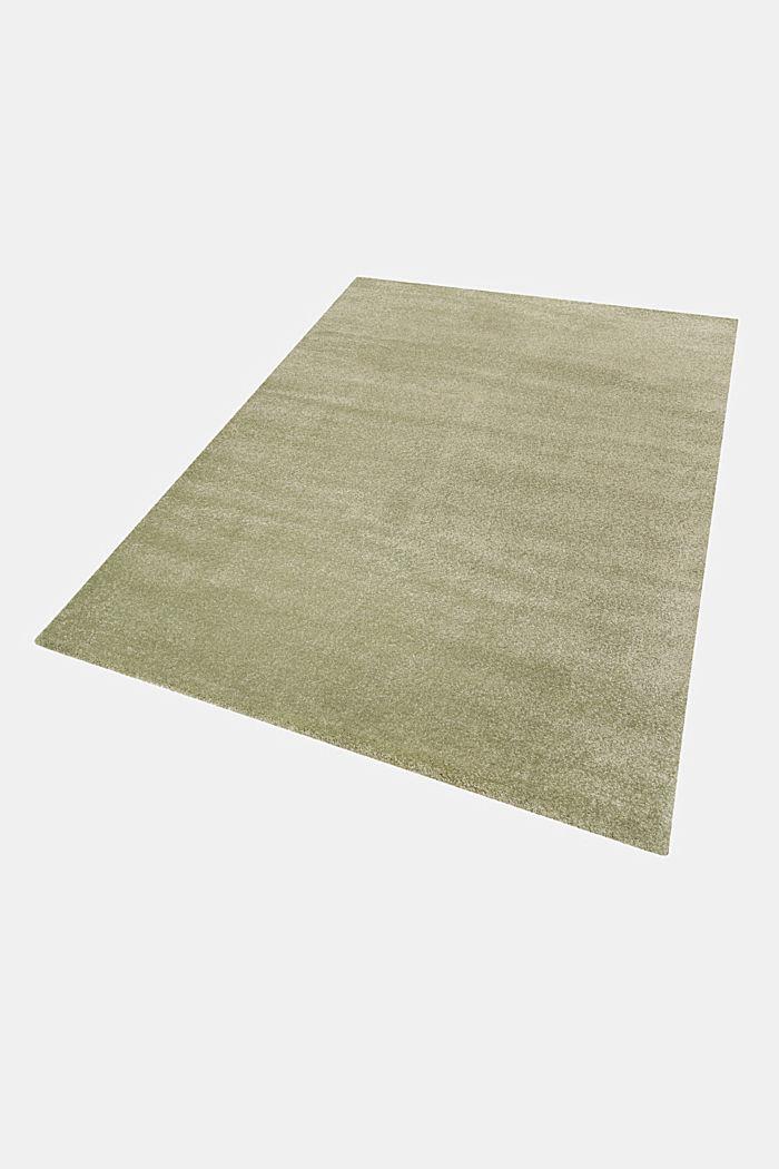 Web-Teppich, einfarbig und weich, GREEN, detail image number 4
