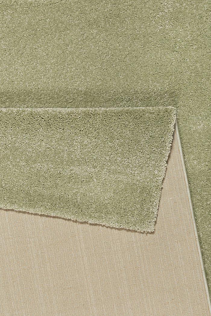 Web-Teppich, einfarbig und weich, GREEN, detail image number 2