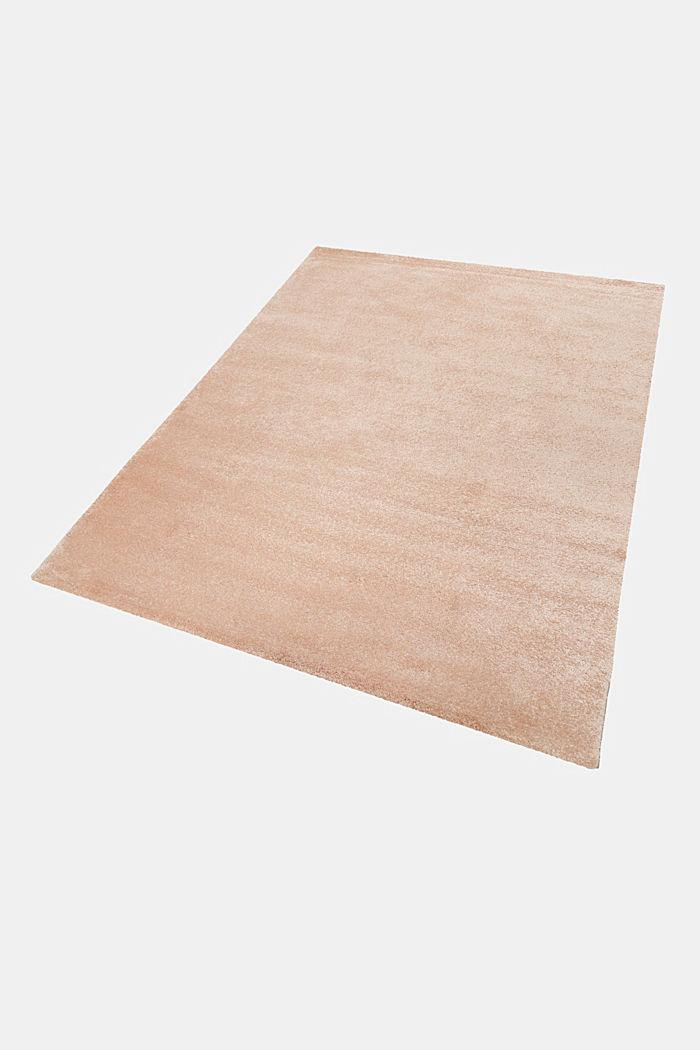 Web-Teppich, einfarbig und weich, LIGHT PINK, detail image number 4