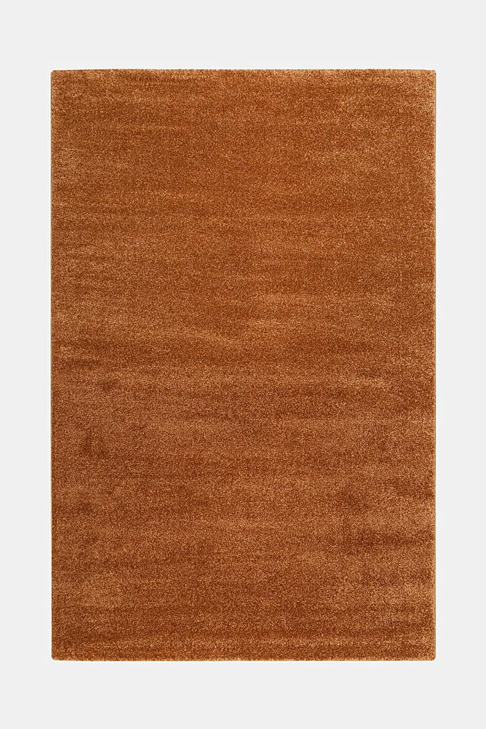 Web-Teppich, einfarbig und weich, CINNAMON, detail image number 6