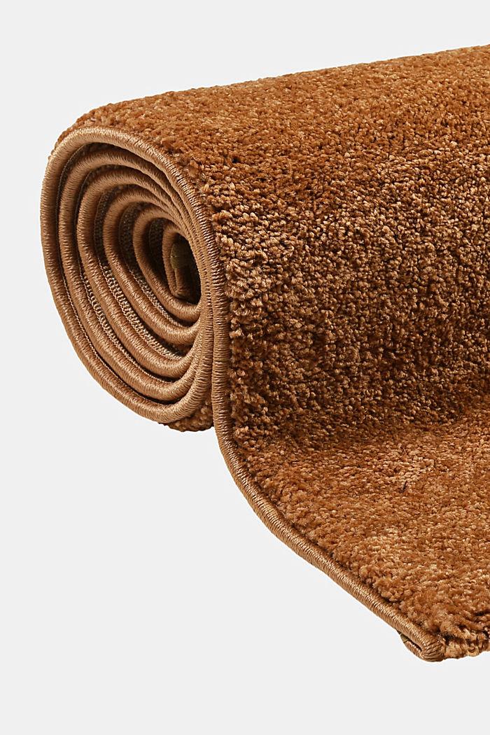 Web-Teppich, einfarbig und weich, CINNAMON, detail image number 3