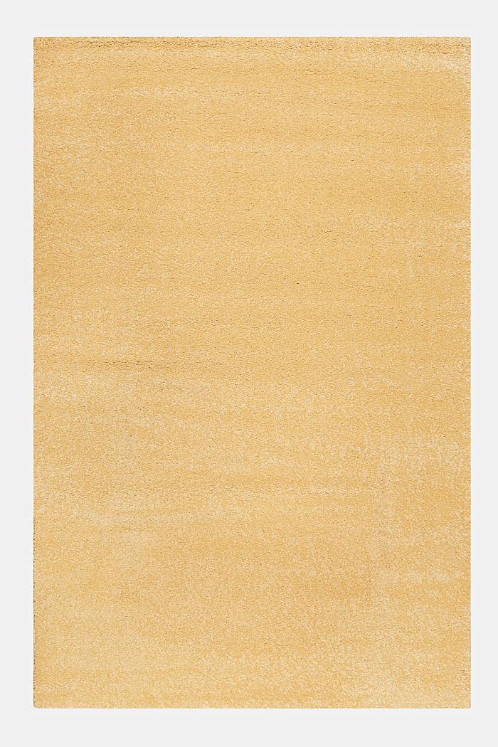 Web-Teppich, einfarbig und weich, ORANGE, detail image number 0