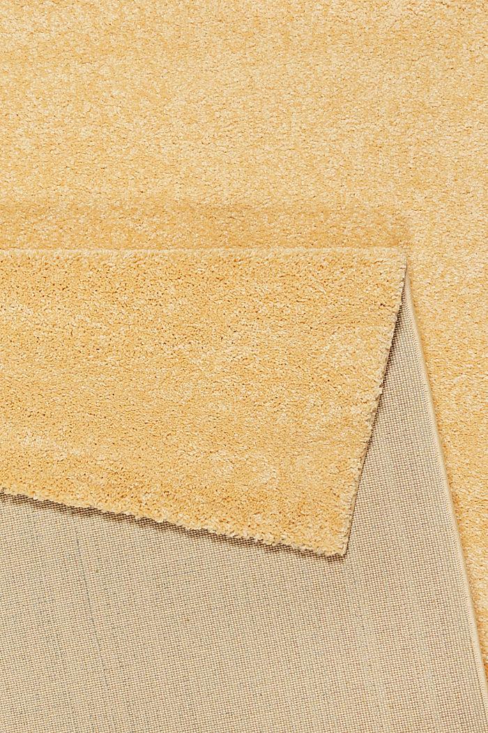 Web-Teppich, einfarbig und weich, ORANGE, detail image number 2