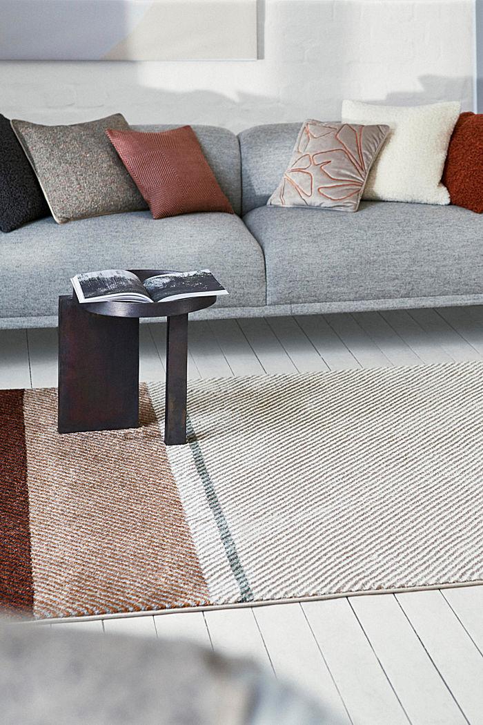 Carpets, RUST BROWN, detail image number 0