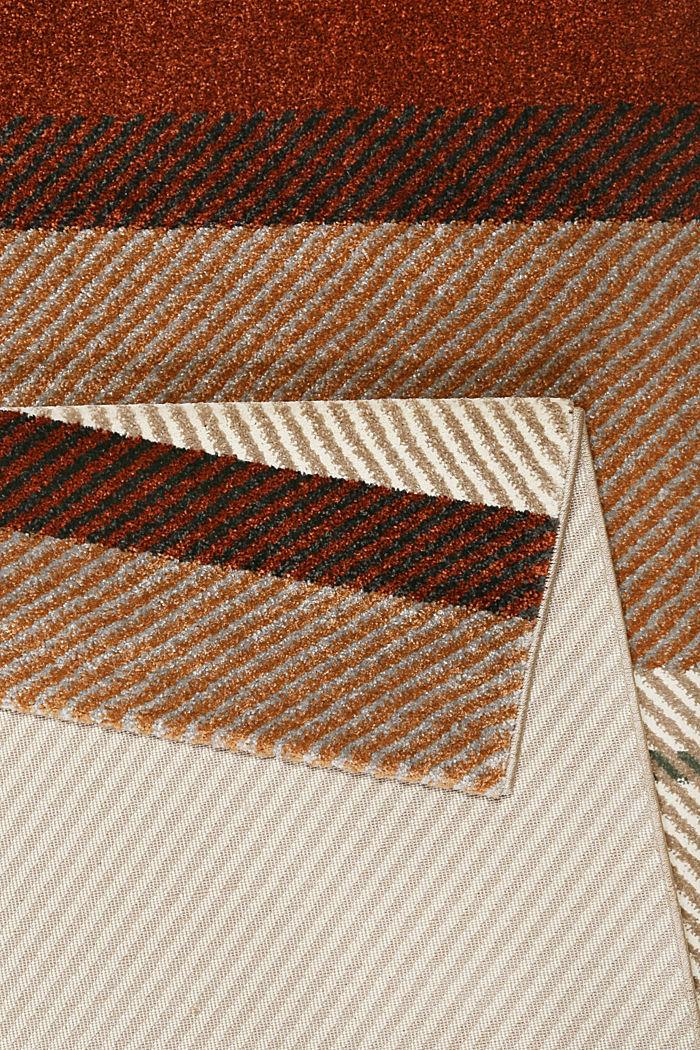Carpets, RUST BROWN, detail image number 2
