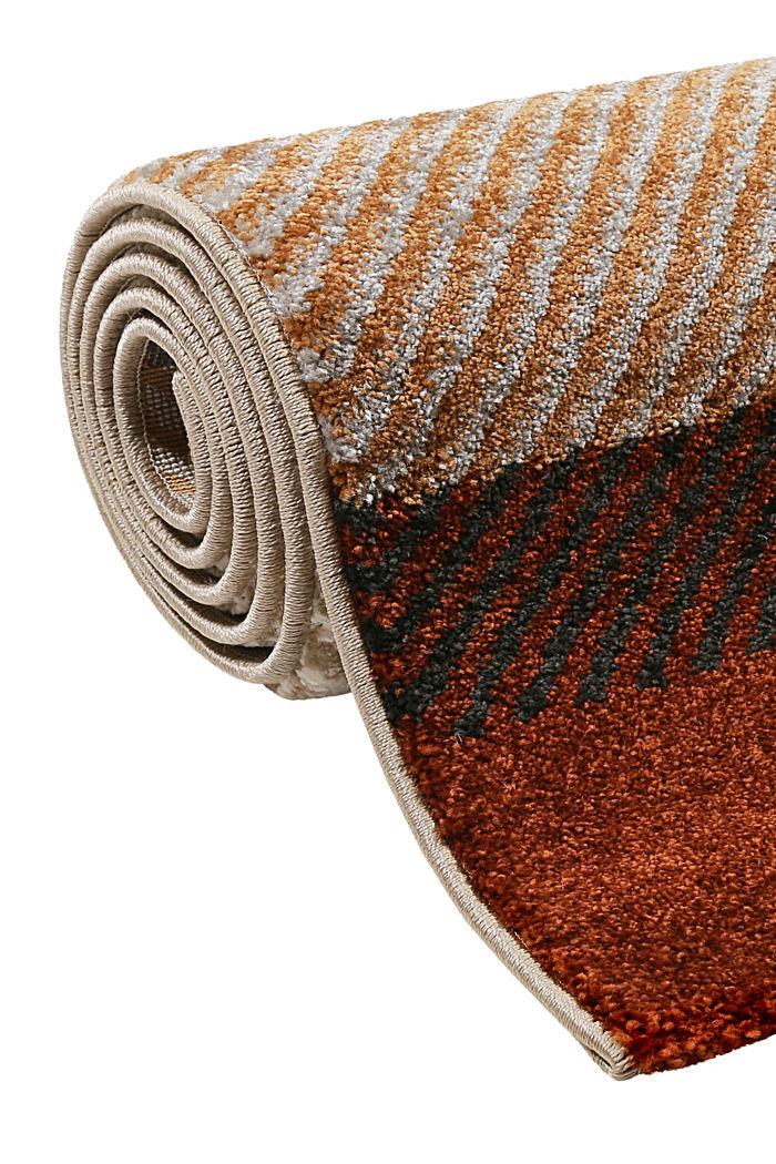 Carpets, RUST BROWN, detail image number 3