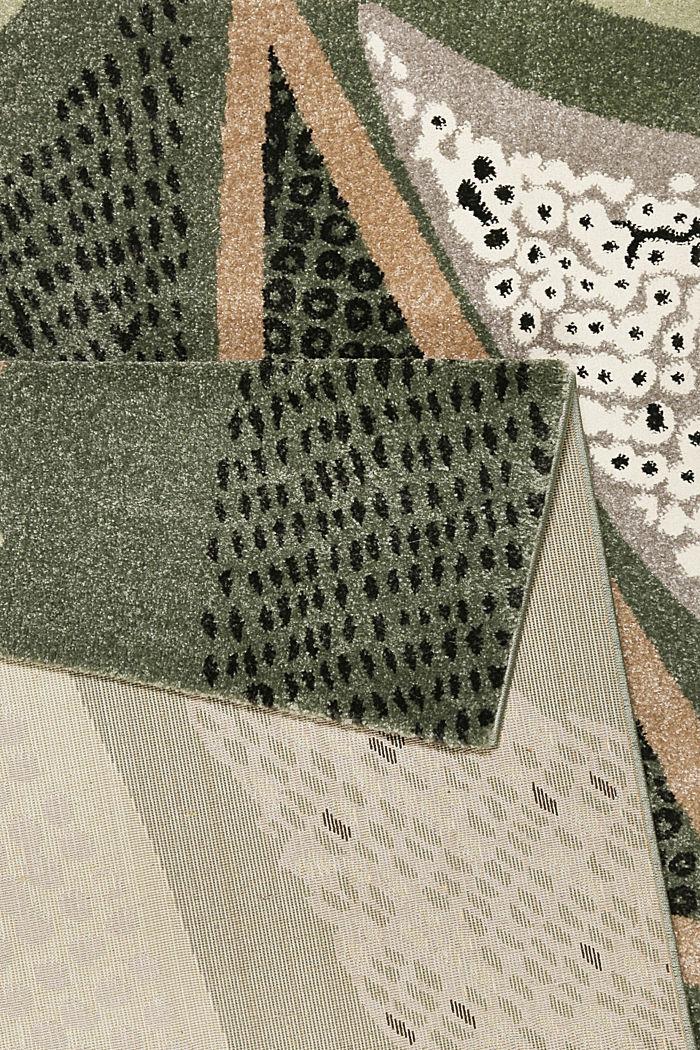 Carpets, OLIVE, detail image number 2