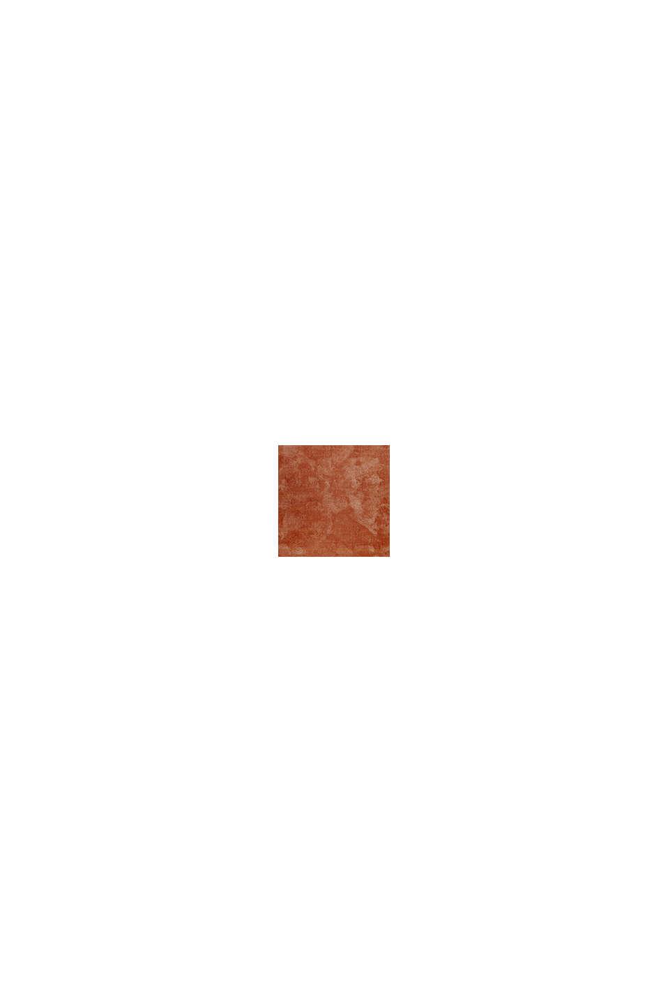 Hochflor-Teppich im unifarbenen Design, TOFFEE, swatch