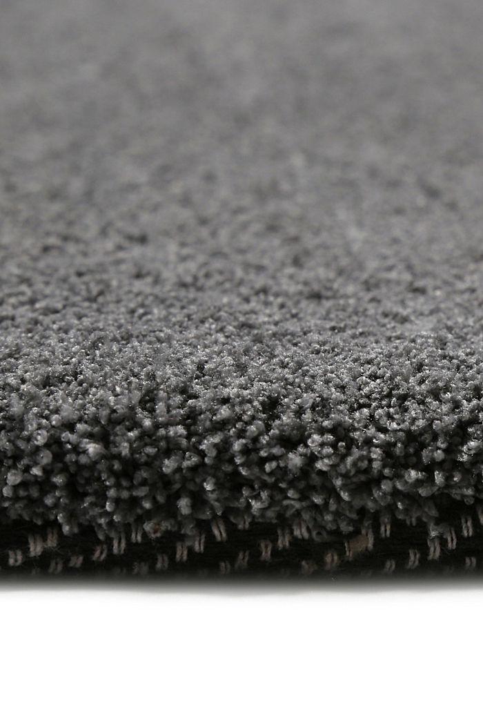 Hochflor-Teppich in vielen Trendfarben, SLATE GREY, detail image number 1