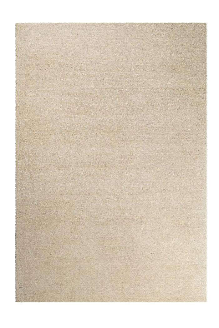 Hochflor-Teppich in vielen Trendfarben, BEIGE, detail image number 0