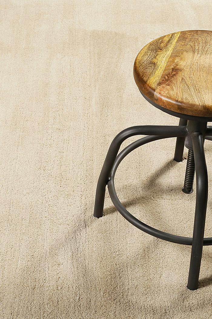Hochflor-Teppich in vielen Trendfarben, SAND, detail image number 3