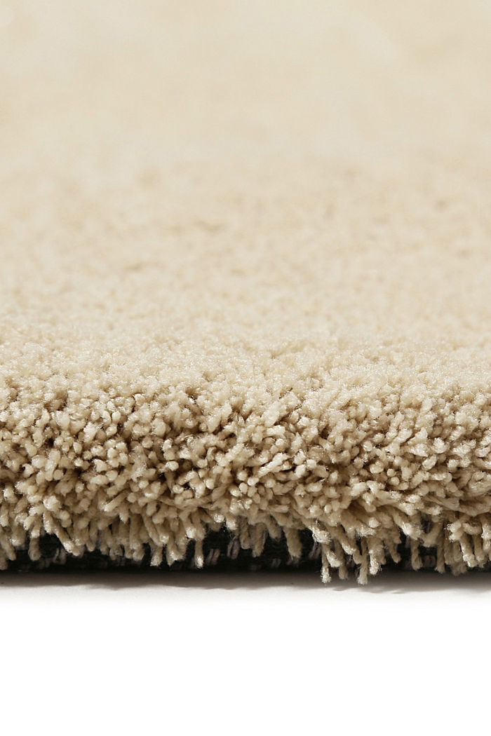 Hochflor-Teppich in vielen Trendfarben, SAND, detail image number 1