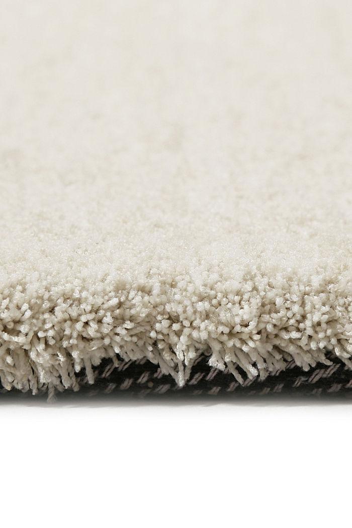 Hochflor-Teppich in vielen Trendfarben, LIGHT BEIGE, detail image number 1