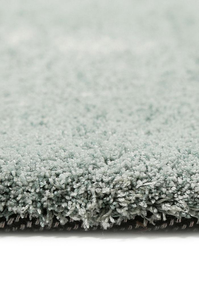 Hochflor-Teppich in vielen Trendfarben, RESEDA GREEN, detail image number 1